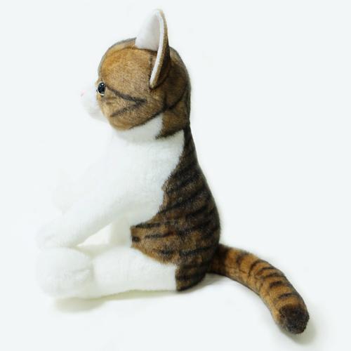 猫のウェイトドール ペット サバトラ 可愛い