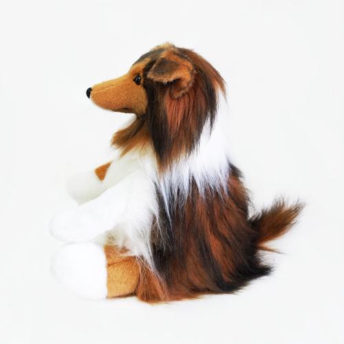 体重ベア 愛犬シェルティのウエイトドール ドッグ