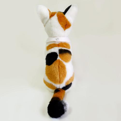 三毛猫 愛猫 ペットのぬいぐるみ オーダー
