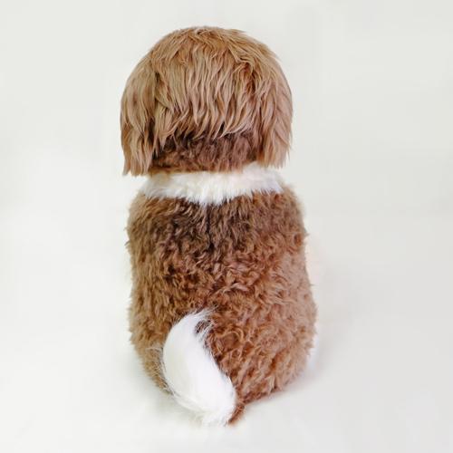 親へのプレゼント 愛犬のぬいぐるみ シーズー