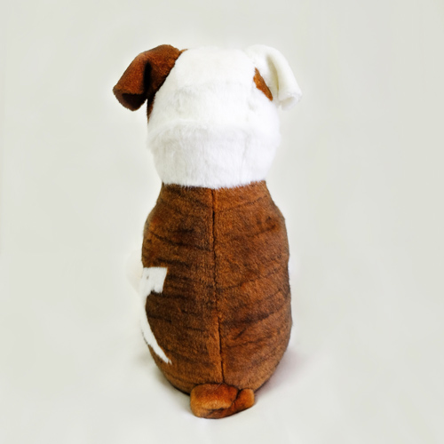 ブルドッグ 愛犬のウェイトドール ウエイトドッグ