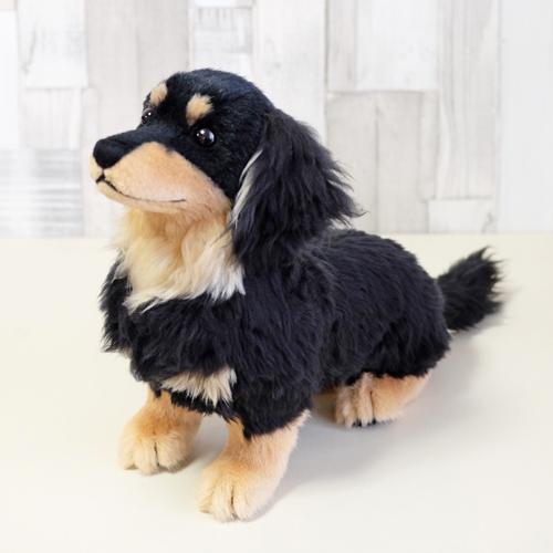 愛犬のぬいぐるみ制作 ダックス ペットロス そっくり