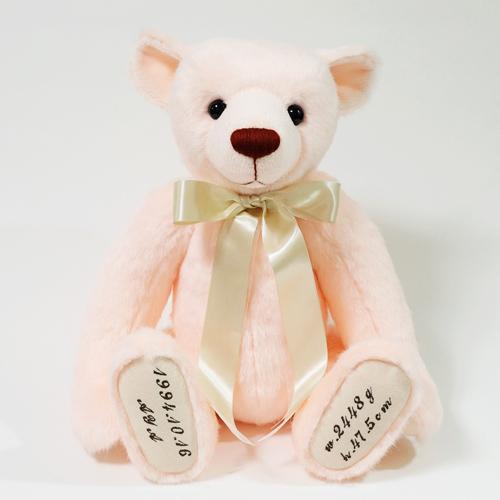 ピンク 高級 ウエイトベア ウェイトベア 花束贈呈