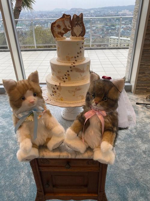 ウェルカムスペース ペットのぬいぐるみ 愛猫 ペット