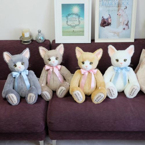 人気のウエイトドール 猫 結婚式 贈り物