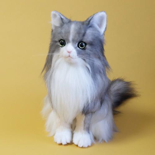 愛猫 ノルウェージャンフォレストキャット ペットロス