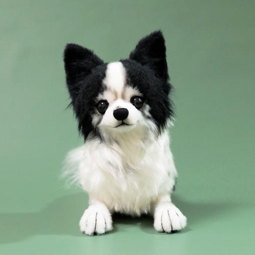 愛犬のぬいぐるみ制作 ちわわのぬいぐるみ オーダー