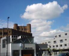 ステキな青空と気持ちのイイ雲です…!!