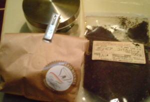 ボリビア産のコーヒーを購入しました〜!!