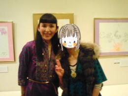 藤田理麻さんとaoaoのツーショットです…!!