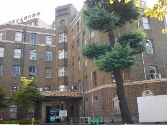 本館がこんなに古いなんて「東京女子医科大学病院」
