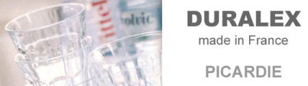 おうちでカフェ気分【DURALEX】 デュラレックス ピカルディ グラス