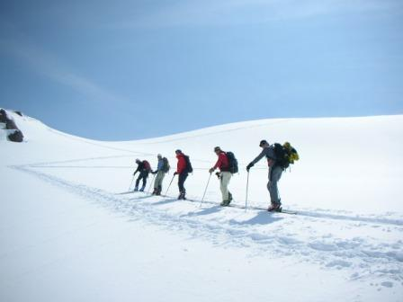 skitour 国見岳(立山)