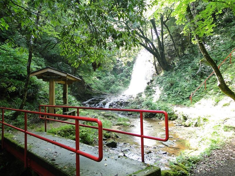 邑南町 赤馬滝