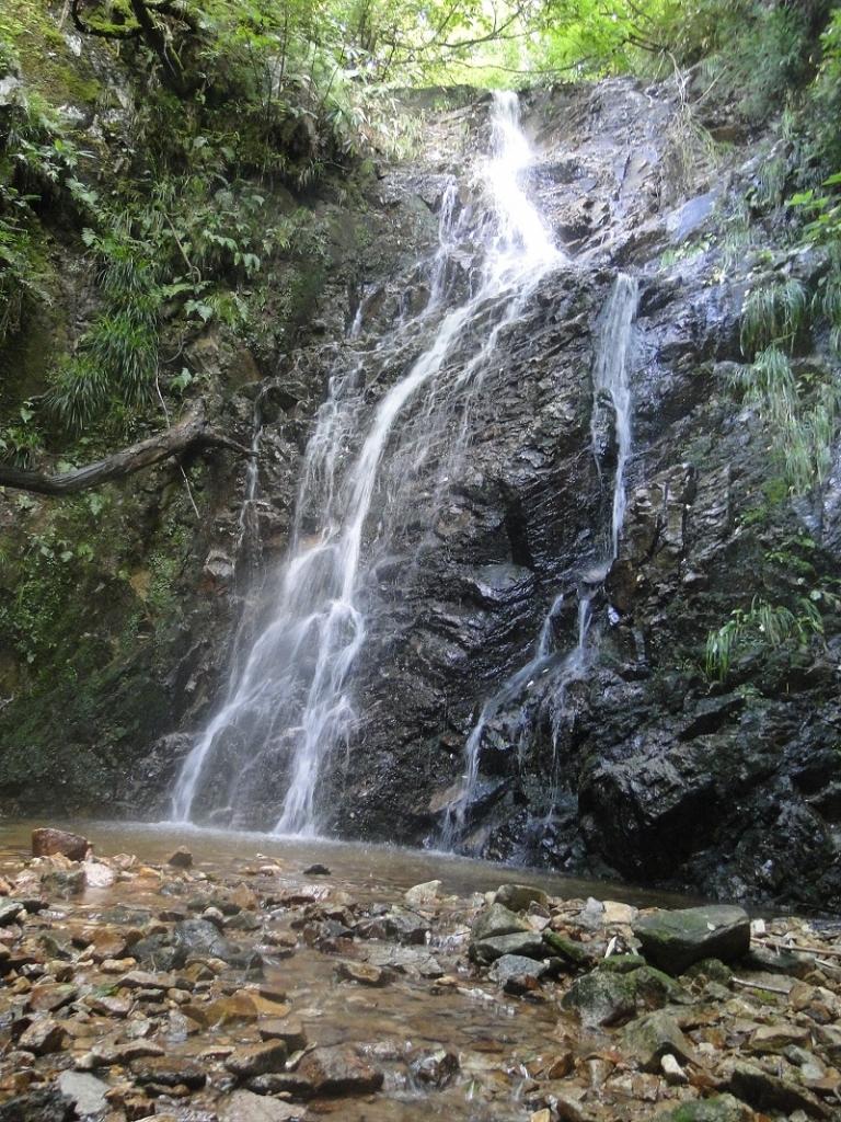 邑南町 田所地区 観音滝 kannon waterfall