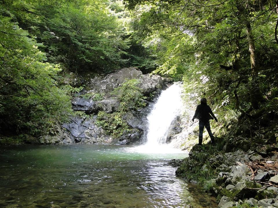 邑南町 円の板 三滝