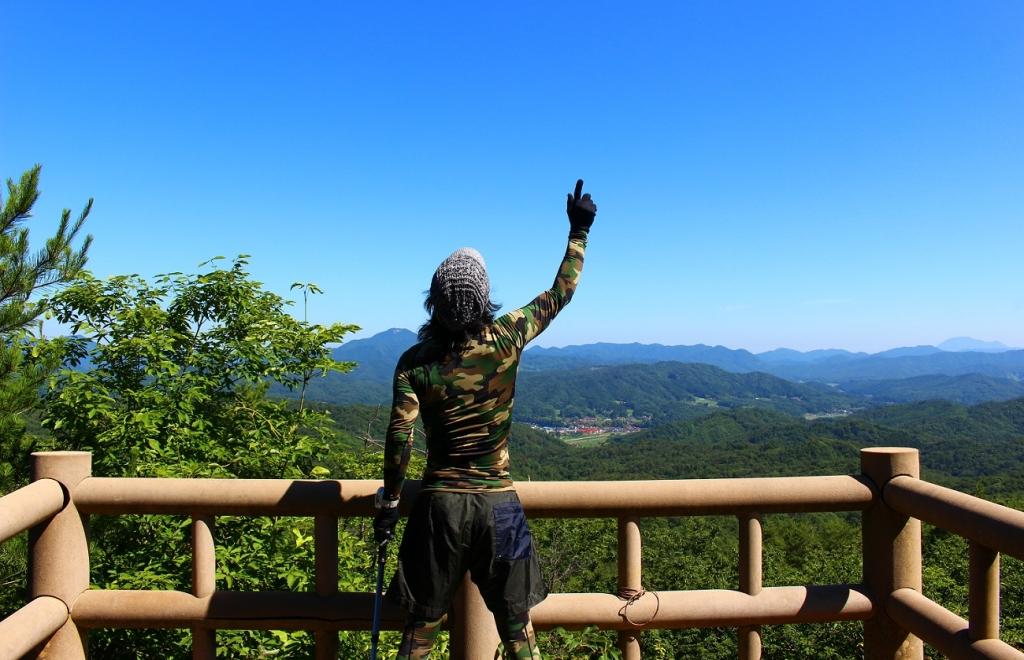 弥山 邑南町 登山 Mt.Misen