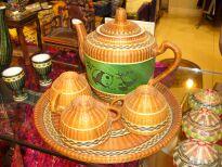 パンダ茶器