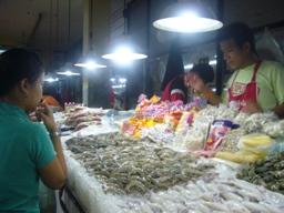 タラターニン 魚屋