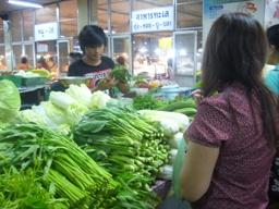 タラターニン 野菜や