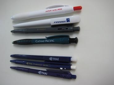 ボールペンコレクション