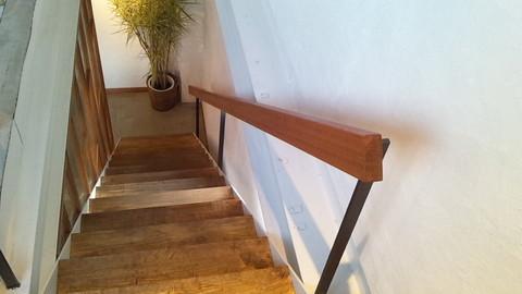 階段板・手すり
