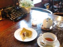 たまには、紅茶で撮ってみた