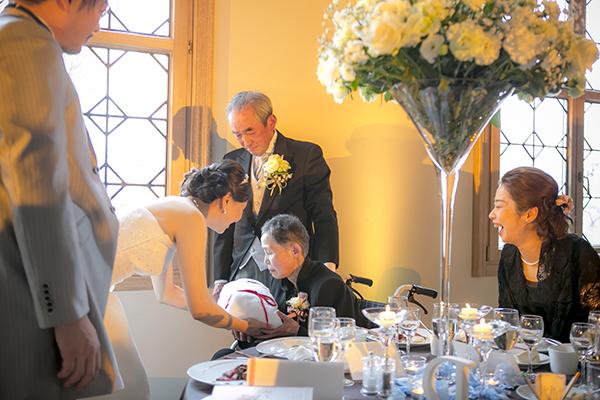 結婚式両親プレゼントのお客様の声