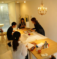 KINA 透明水彩教室