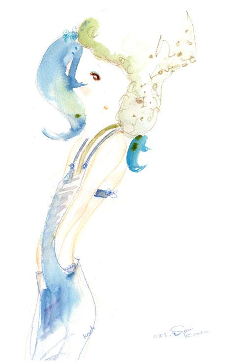 KINAスタイル画