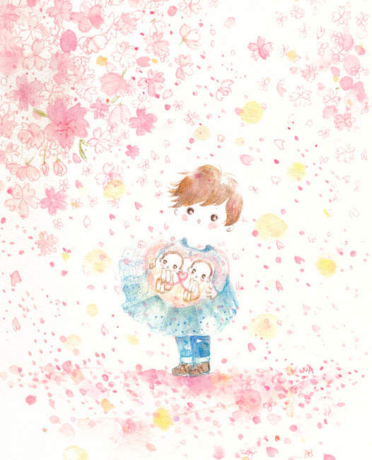 桜の季節に KINA