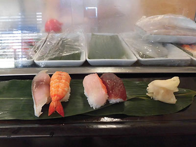季の下 ランチ寿司