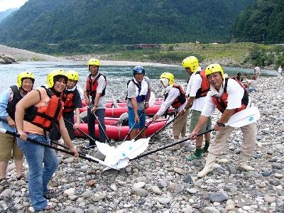 世界遺産 川の熊野古道 川下り