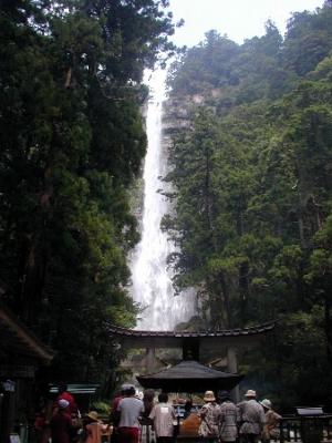 世界遺産 熊野古道 那智大滝