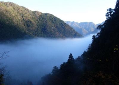 世界遺産 川の熊野古道