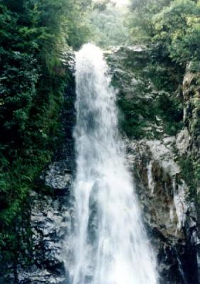 日本百名谷 黒蔵谷 カンタロウ滝