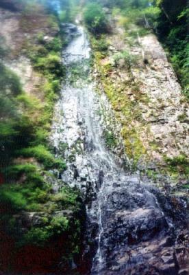 シャワークライミング 奥山谷 甚五郎滝