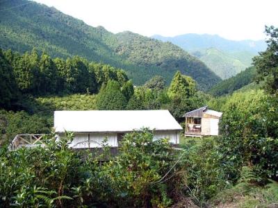 エコキャンプ熊野 遠景