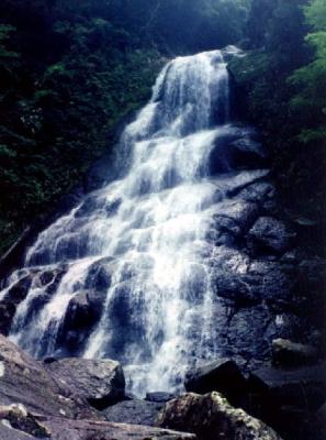 シャワークライミング 滝本北谷 屏風滝