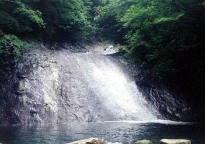 シャワークライミング 滝本北谷 ケヤキノ滝