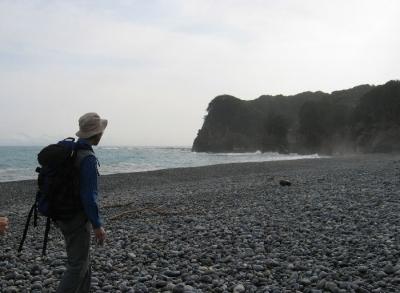 熊野古道ツアー なっとく熊野ウォーク 御手洗海岸