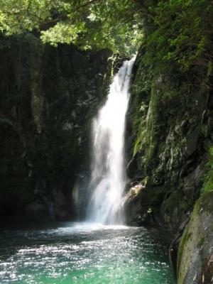 シャワークライミング 沢登りと熊野古道ウォーク
