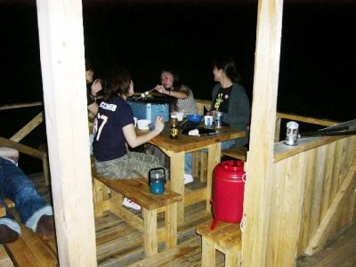 エコキャンプ熊野 バーベキュー