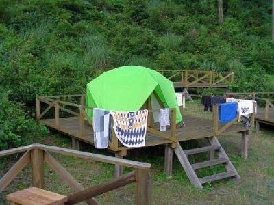 エコキャンプ熊野