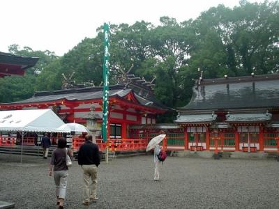 熊野古道ツアー 速玉大社