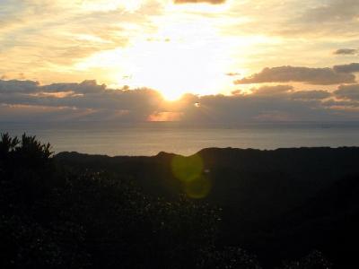 熊野古道ツアー 夕日と朝日の熊野詣