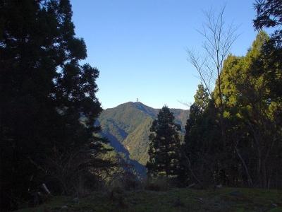 熊野古道ツアー 大雲取越 大雲取山