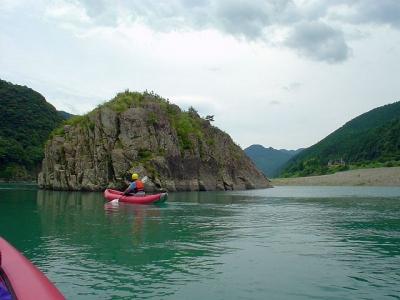 世界遺産 川の熊野古道 カヌーツアー