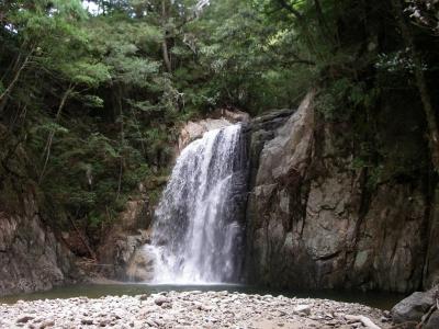 那智四十八滝 3の滝