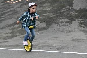 年長一輪車